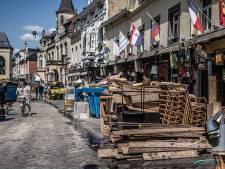 Al meer dan 13.000 schademeldingen door watersnood Limburg
