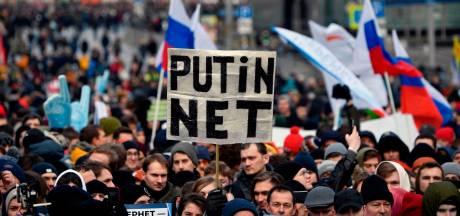 Rusland kondigt torenhoge boetes aan voor beledigen van land en politici
