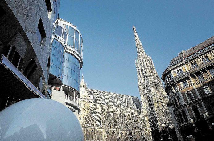 De Stephansdom in Wenen.