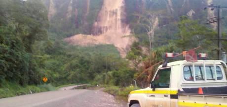 Un séisme de magnitude 7,5 frappe la Papouasie-Nouvelle-Guinée
