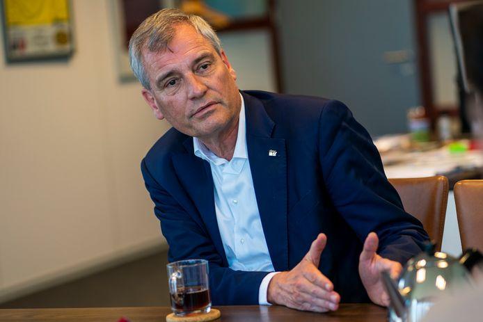 Eric van Schagen, directeur Simac.