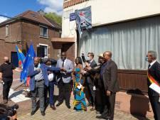 """La première rue Lumumba de Wallonie est inaugurée à Charleroi: """"Enfin!"""""""