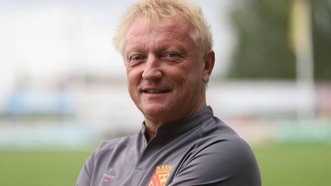 """Maxim Vandamme de nieuwe trainer van WS Lauwe: """"Deze warme familiale club sprak me aan"""""""