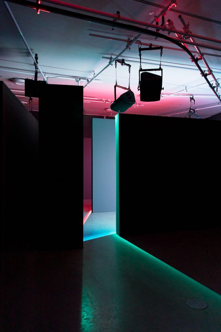 Leopold Emmen, Filmwork for Eye: 5 Scenes at a Walking Pace (2021). Beeld Natascha Libbert