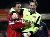 Willem II won, verpakt als AZ, al eens een wedstrijd van Rangers