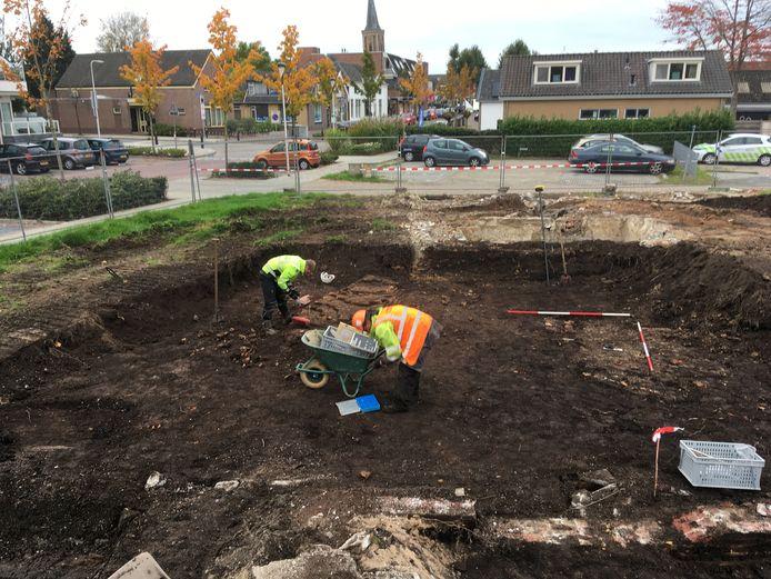 Opgravingen Stolwijk