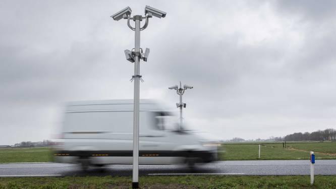 Vlaanderen krijgt er 161 trajectcontroles bij: hier riskeer je binnenkort een boete