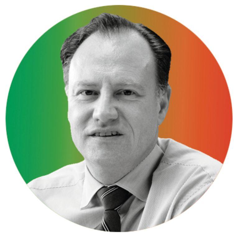 Filip Jodts: 'We vinden nog altijd dat we in eer en geweten hebben gehandeld.' Beeld rv