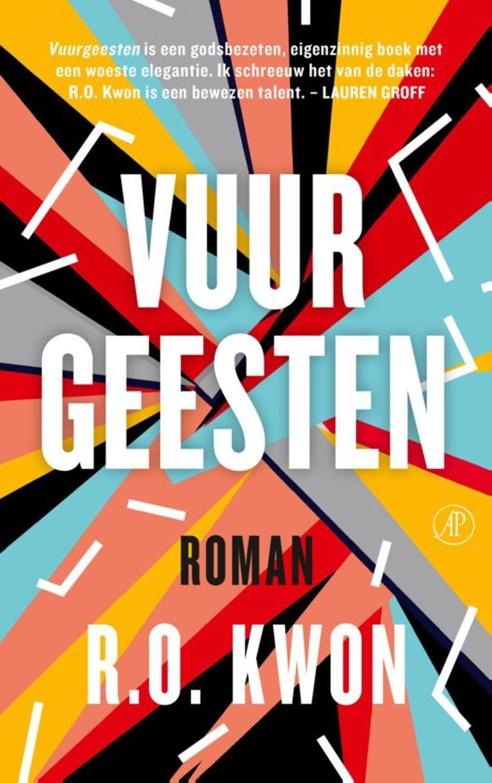 R.O. Kwon, 'Vuurgeesten', De Arbeiderspers, 215 p., 20 euro. Vertaald door Jeske van den Velden. Beeld rv