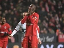 Lamkel Zé rate un penalty, Mbokani entretient l'espoir pour l'Antwerp