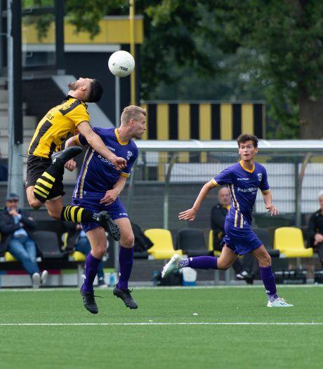 Uitslagen amateurvoetbal zaterdag 26 en zondag 27 september regio Apeldoorn
