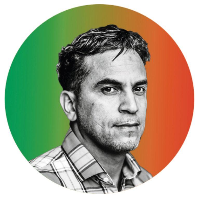 Brahim Laytouss: 'Helaas krijg je soms te weinig tijd om nuances duidelijk te maken.' Beeld rv