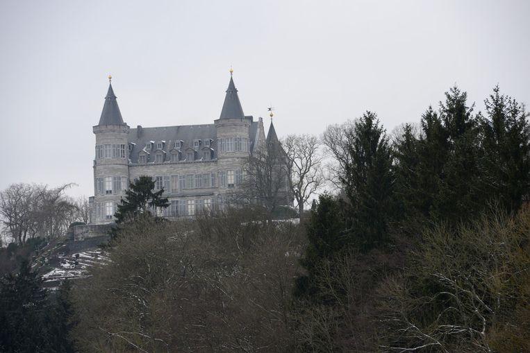 Het kasteel van Ciergnon is een van de gebouwen in beheer door de Koninklijke Schenking. Beeld belga
