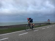 NK Tegenwindfietsen: 'Na een kilometer had ik al spijt'