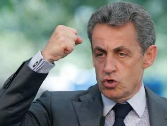 """Sarkozy: """"De oorlog is totaal. Ofwel winnen wij, ofwel zij."""""""
