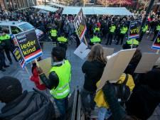 Aangehouden relschoppers intocht Eindhoven weer op vrije voeten, onderzoek blijft lopen