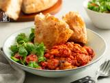 Wat Eten We Vandaag: ovenschotel met chorizo en bonen