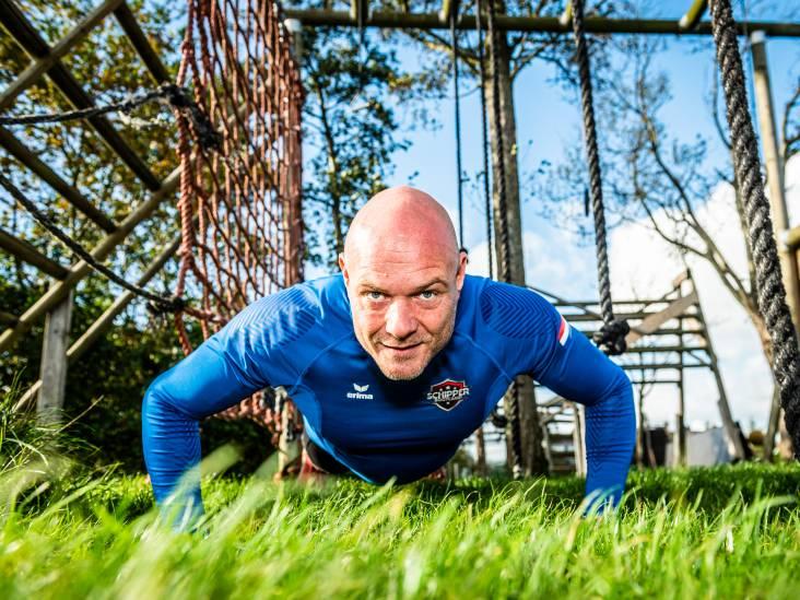 Vijf jaar geleden bouwde Henk-Jan in zijn eentje een obstaclerunpark. Hoe gaat het nu?
