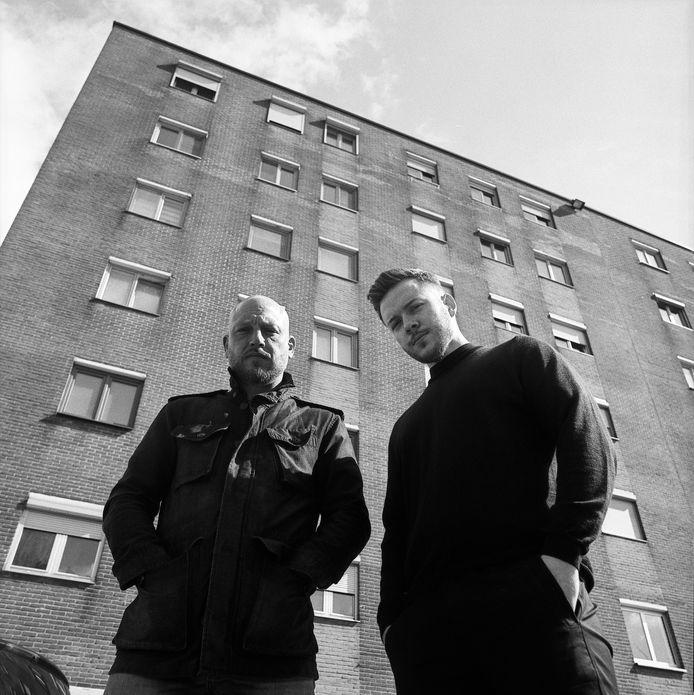Don Luca (links) en Chaz (rechts) pakken uit met een nieuw nummer. Het vormt meteen ook de eerste stap richting een solocarrière voor Chaz.