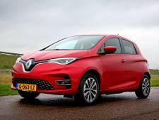 Test Renault Zoe: ondanks impuls valt bereik tegen