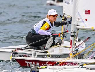 """Emma Plasschaert start zondag als vijfde in medaillerace na mindere dag: """"Het is balen"""""""