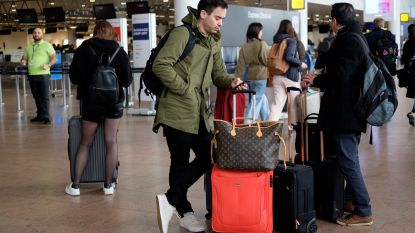Stiptheidsacties op Brussels Airport: weinig hinder vandaag