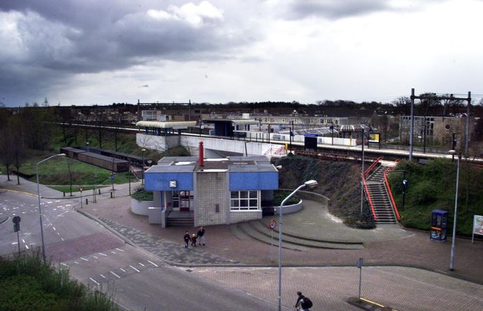 Station Helmond-Brouwhuis