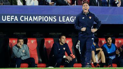 """De droevige reden achter de knappe comeback: """"Coach Sevilla vertelde tijdens de rust dat hij kanker heeft"""""""