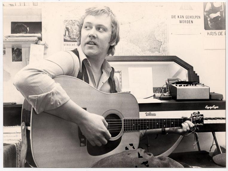 Kris De Bruyne op 29 januari, 1978. Beeld hln