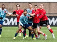 De periodedroom van Helmond Sport is nog in leven, ondanks 'gemiste kans' tegen Jong Ajax: 'Gat moeten slaan'