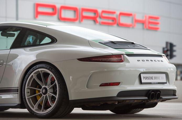 Een Porsche kon aan 247 km/u op de snelweg rond Kortrijk geflitst worden.
