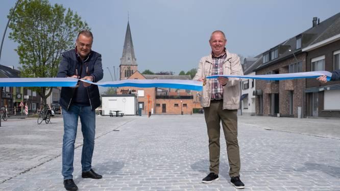 """Openingsfeestje voor vernieuwd Kardinaal Cardijnplein in Berlaar-Heikant: """"Als bedanking voor de inwoners"""""""