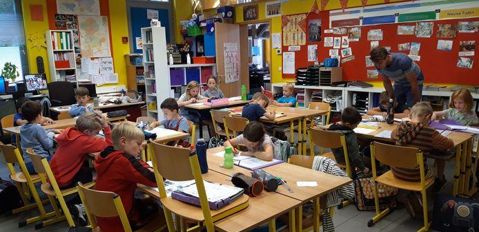 Herzele: De huiswerkklas is een stilteplek waar kinderen onder begeleiding kunnen werken.