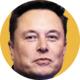 Elon Musk, Joe Biden en Lady Gaga