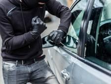 Autodieven slaan vaker toe in de Drechtsteden