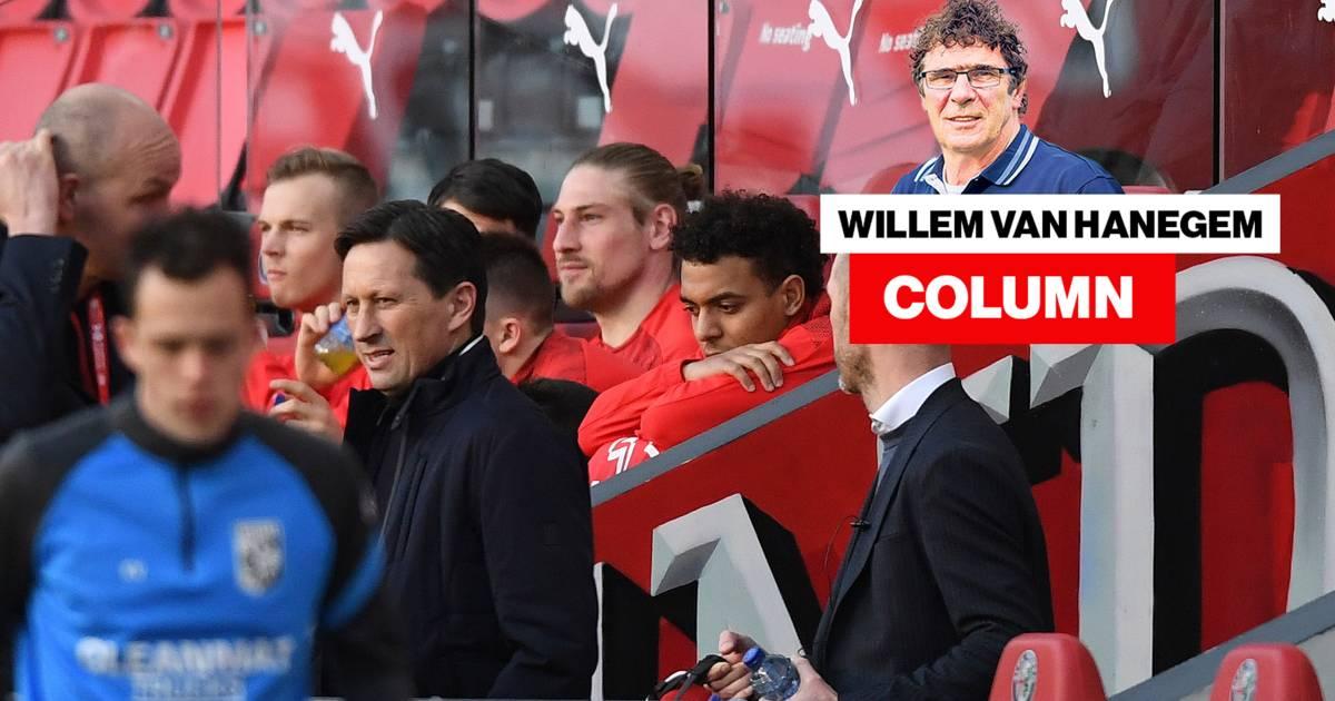 Wil Schmidt soms dat PSV-spelers straks lekker fit op vakantie kunnen? - AD.nl