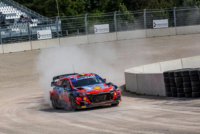 Le championnat du monde WRC 2021 ne se ponctuera pas au Japon.