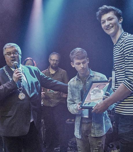 Leerlingen Metameer en Kandinsky winnen Freedom 'S Cool Festival