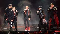 Fans boos om gestaakt concert Backstreet Boys