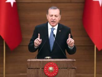 """Erdogan: """"De EU heeft Turkije harder nodig dan Turkije de EU"""""""