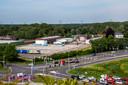 Het voormalige HaCas- en Verschuuren-terrein langs de Kempenbaan.