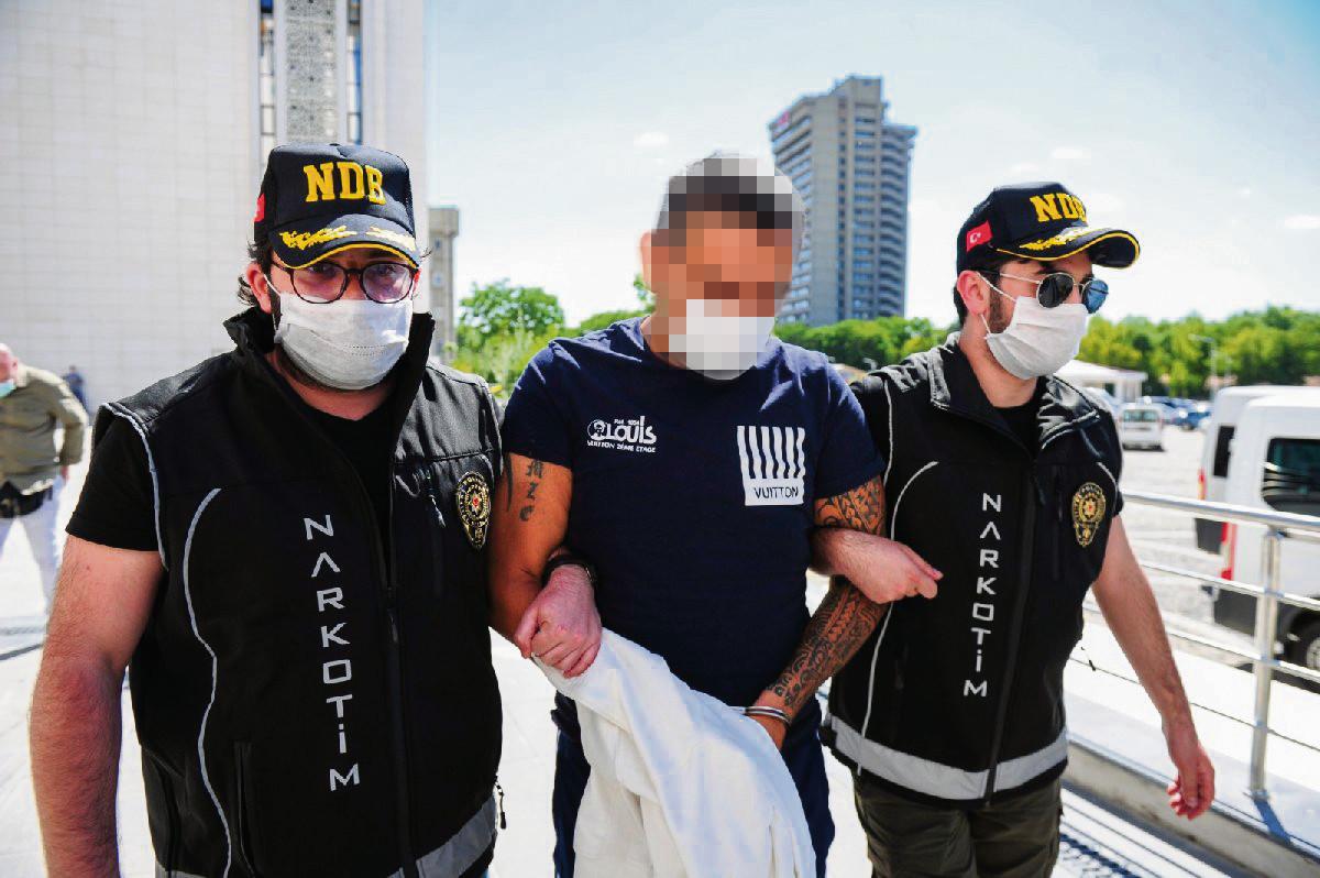 De Schiedamse drugsbaron Çetin G. heeft spijt dat hij in 2016 naar Turkije is gevlucht.