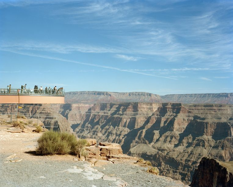 Grand Canyon, Arizona (2007). Beeld Marie-José Jongerius