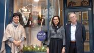 Leegstaand pand Schoolager wordt pop-upwinkel Maison du Charlotte in Oudenaarde