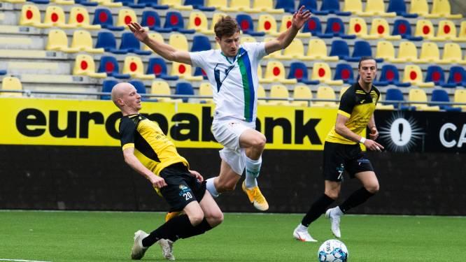 """Jonas Laureys trapt KVK Tienen naar eerste seizoenszege tegen Visé: """"Kunnen van geslaagde competitiestart spreken"""""""