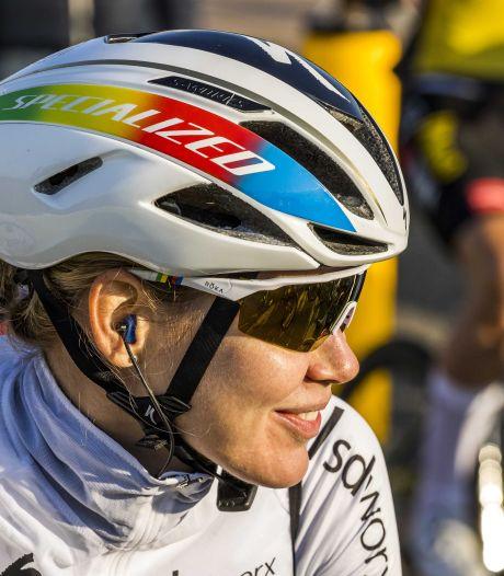Van der Breggen: 'Twee keer wereldkampioen worden maakt je nog geen koningin'