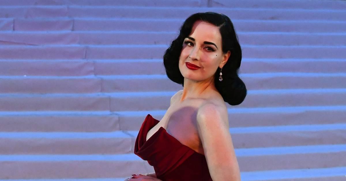 Dita Von Teese sort du silence suite aux accusations d'abus contre Marilyn Manson, son ex-mari - 7sur7