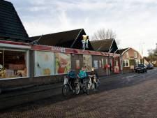 Oude supermarkt in hart van Rouveen gaat plat, nieuwe kantoor voor de kaasfabriek