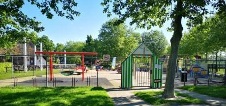 Wie helpt speeltuin De Hoge Neer Etten-Leur aan apenbrug en papegaainest?