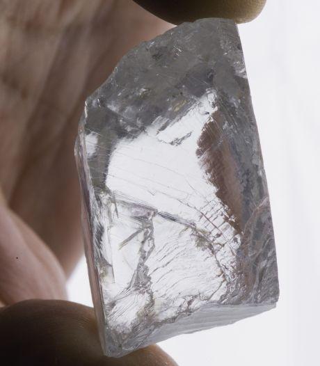 Un diamant de 232 carats découvert en Afrique du Sud